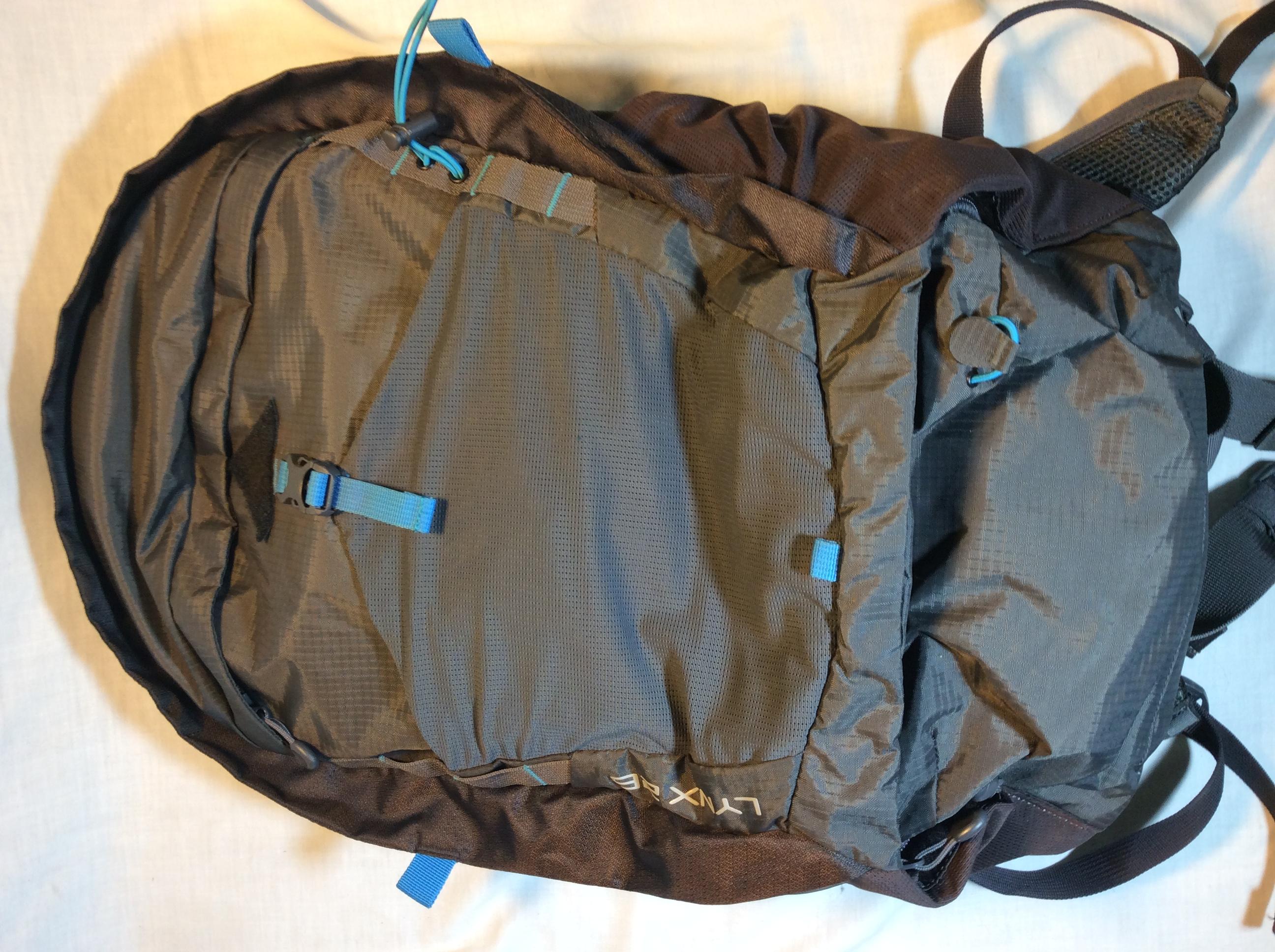 Vent Lynx 28 backpack