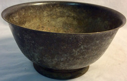 Aged antique/archeological small bowl