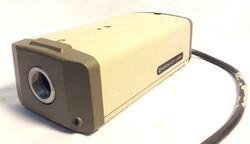 Security CCTV Camera 1987 Hitachi