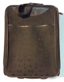 Pierre Cardin - sm. black patterned