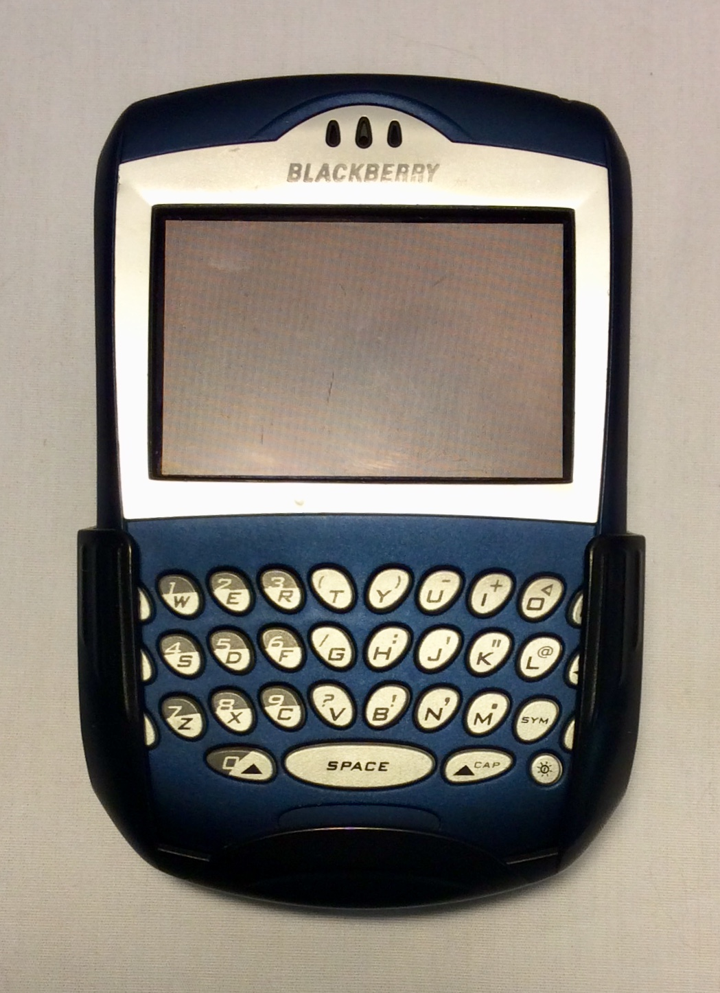 Blackberry circa early 2000s