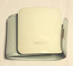 iHealth wrist monitor