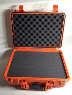 Orange Pelican Case