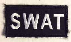 SWAT Velcro Patches (embroidered)
