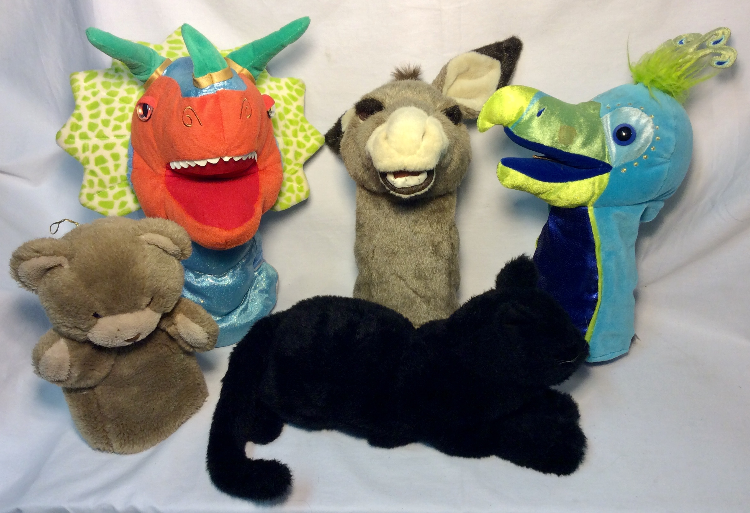 Animal/Creature Puppets