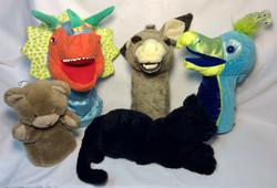 Animal/Creature Puppets