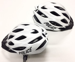 Police Bicycle Helmets