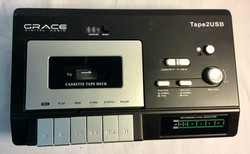 Cassette to PC recording