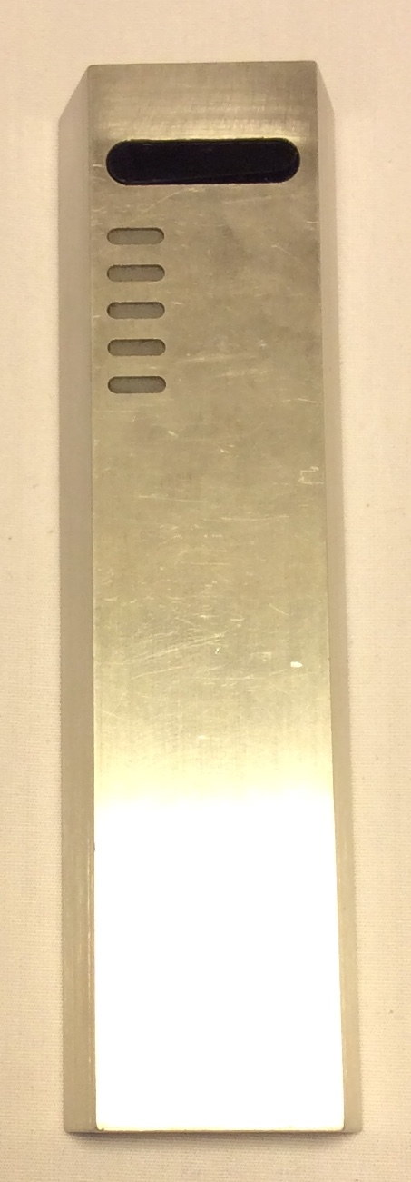 Custom Build Silver rectangular
