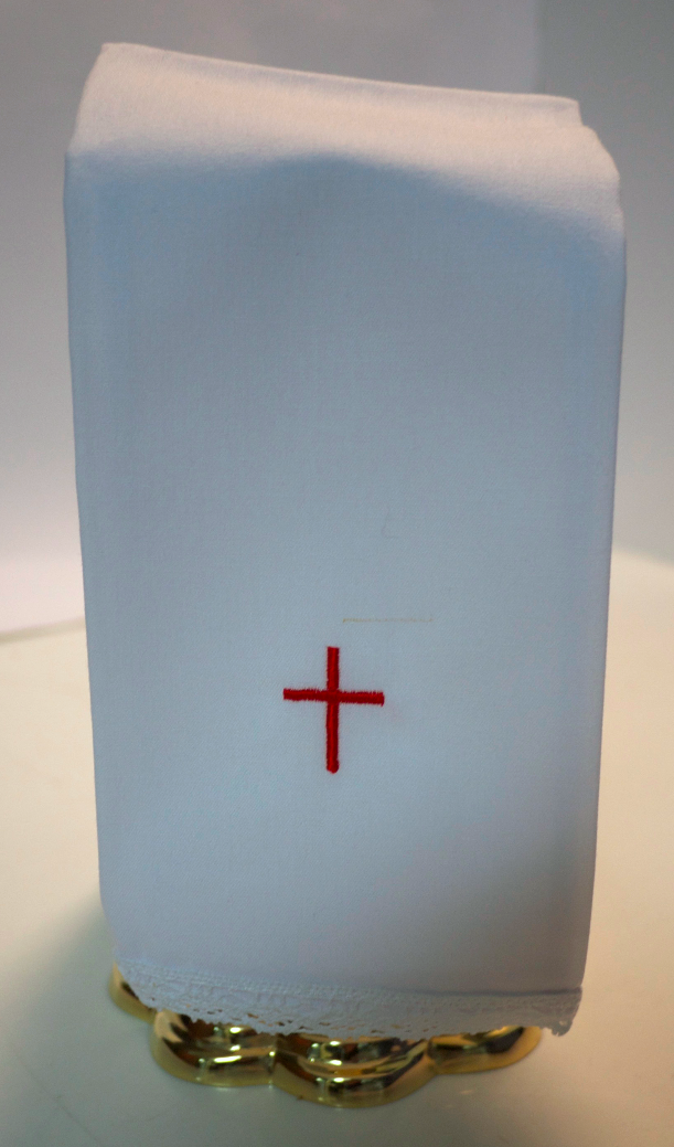 Chalice purification cloth