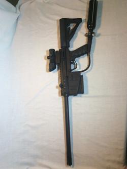 Airsoft Tranq gun