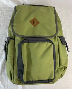 Green herschel napsack