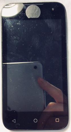 Blu Advance A4, black