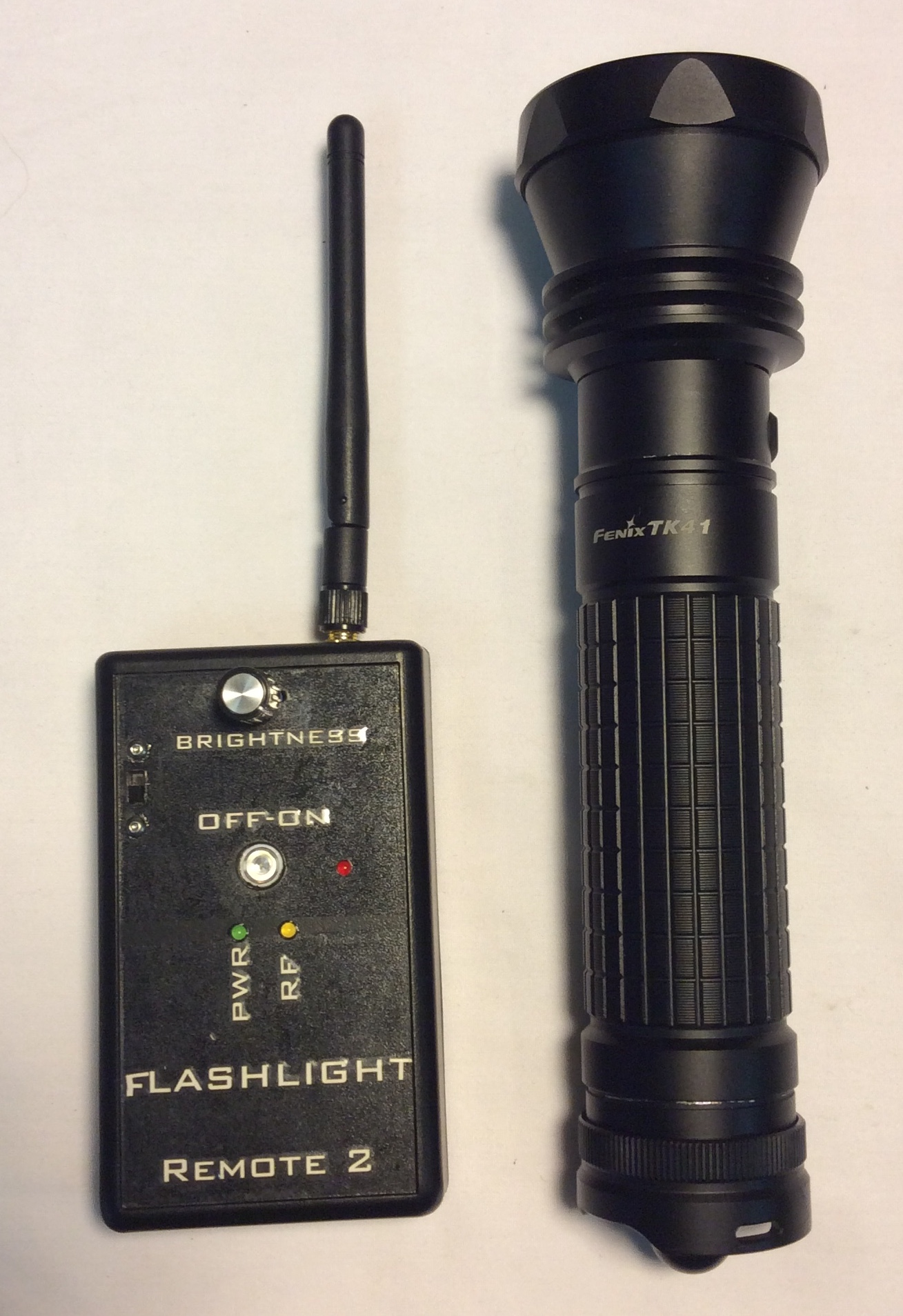 Fenix TK41 Flashlight