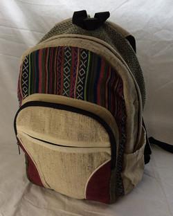 Hippie school bag