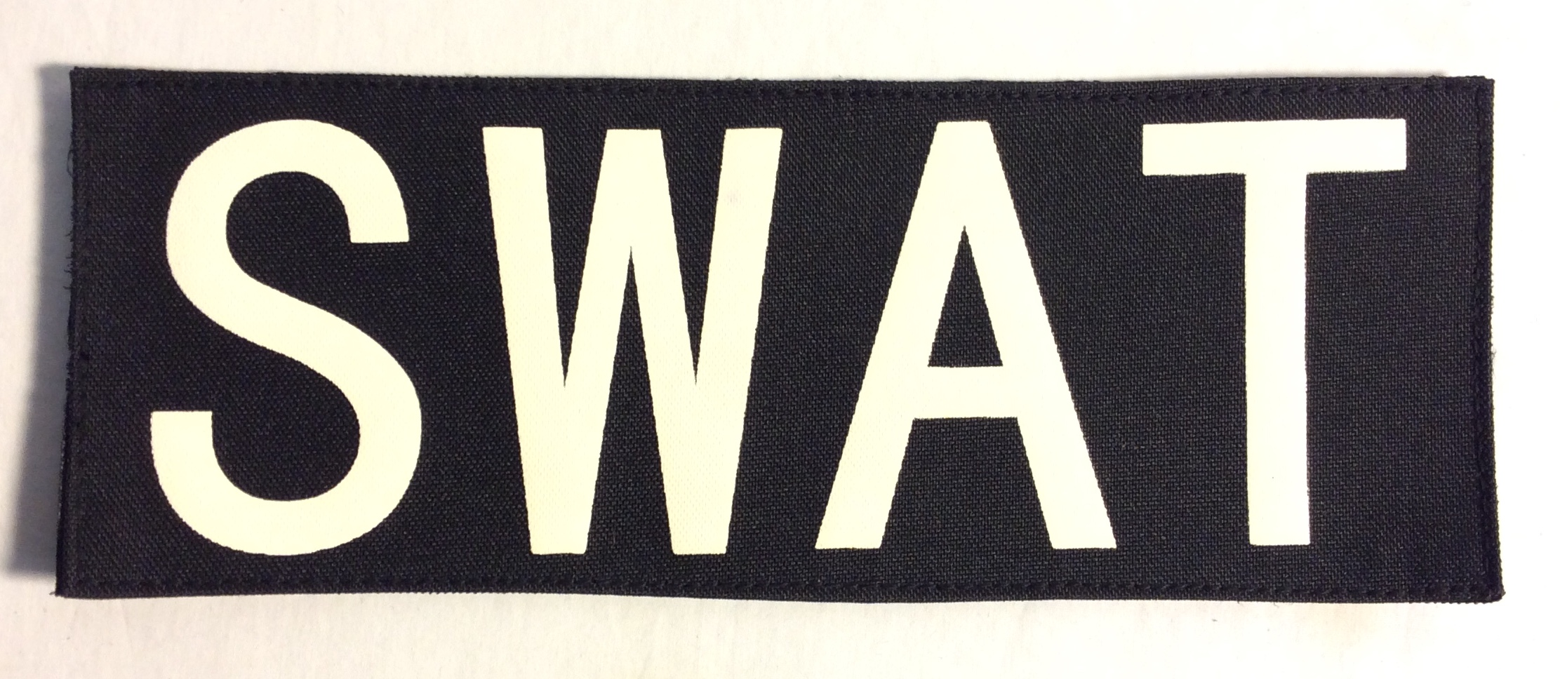 SWAT Velcro Patches (new)