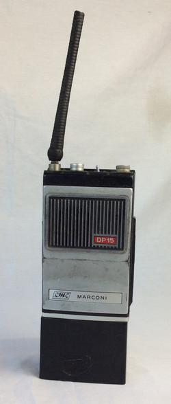 Marconi DP15 Radio