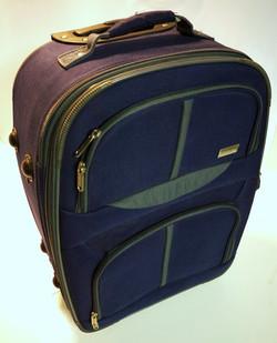 Dark Blue Luggage