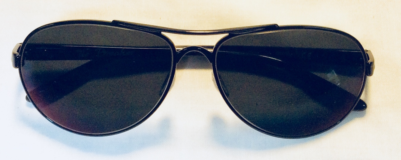 Black ARL sunglasses