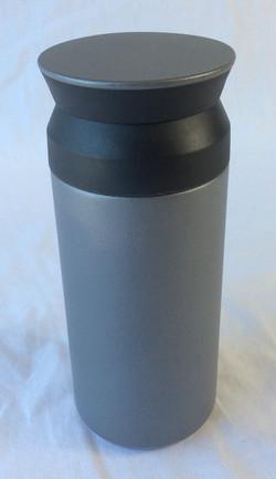 Kinto grey tumbler portable coffee mug
