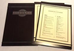 """""""Daddio's Place Bistro Diner"""" dark"""