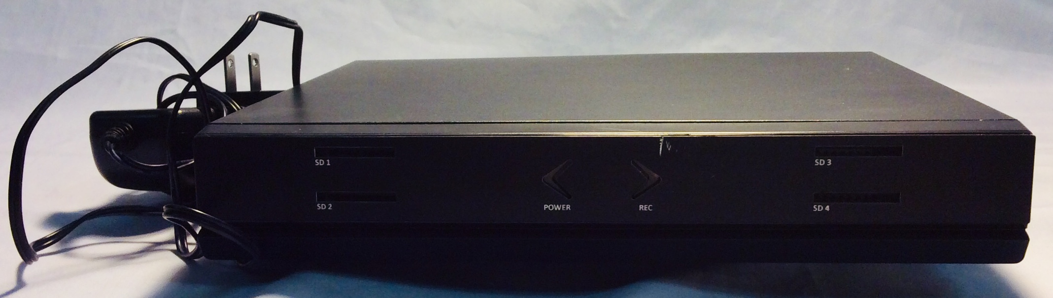 Digital video recorder box, 16 video