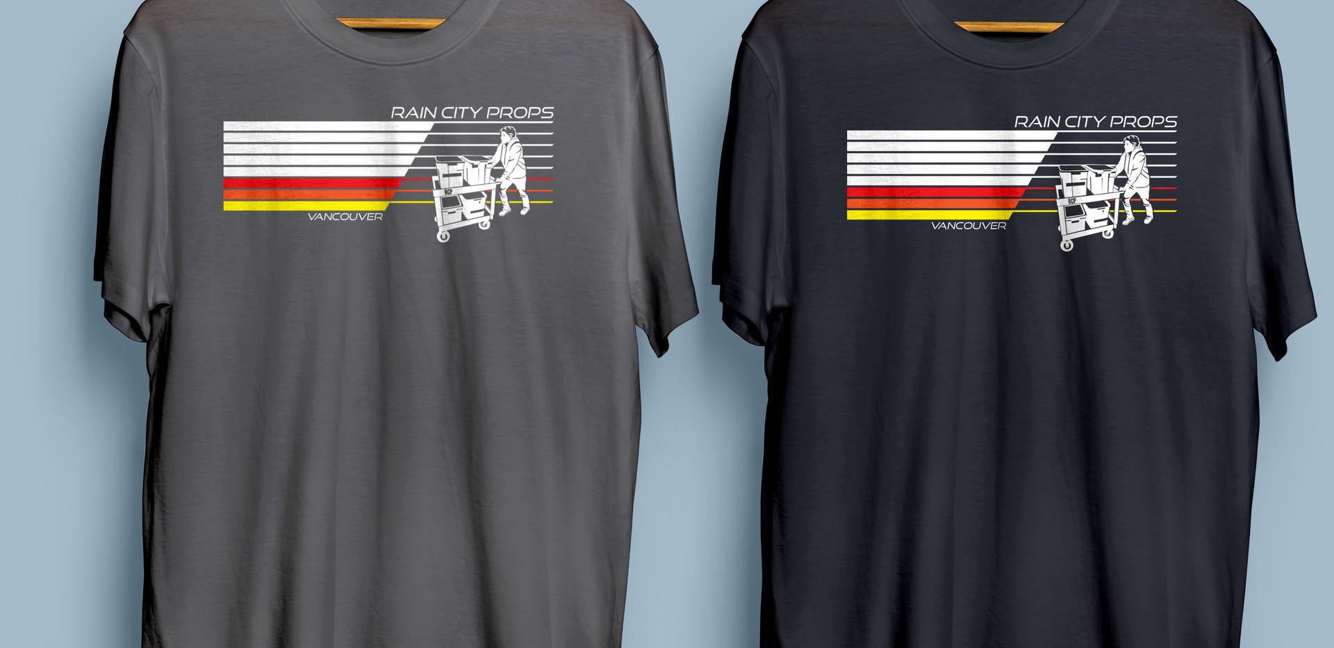Props Cart T-Shirt