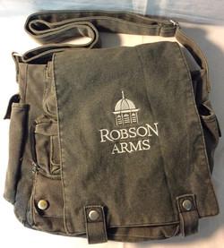 Robson Arms Dark grey bag