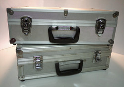 Aluminum briefcases