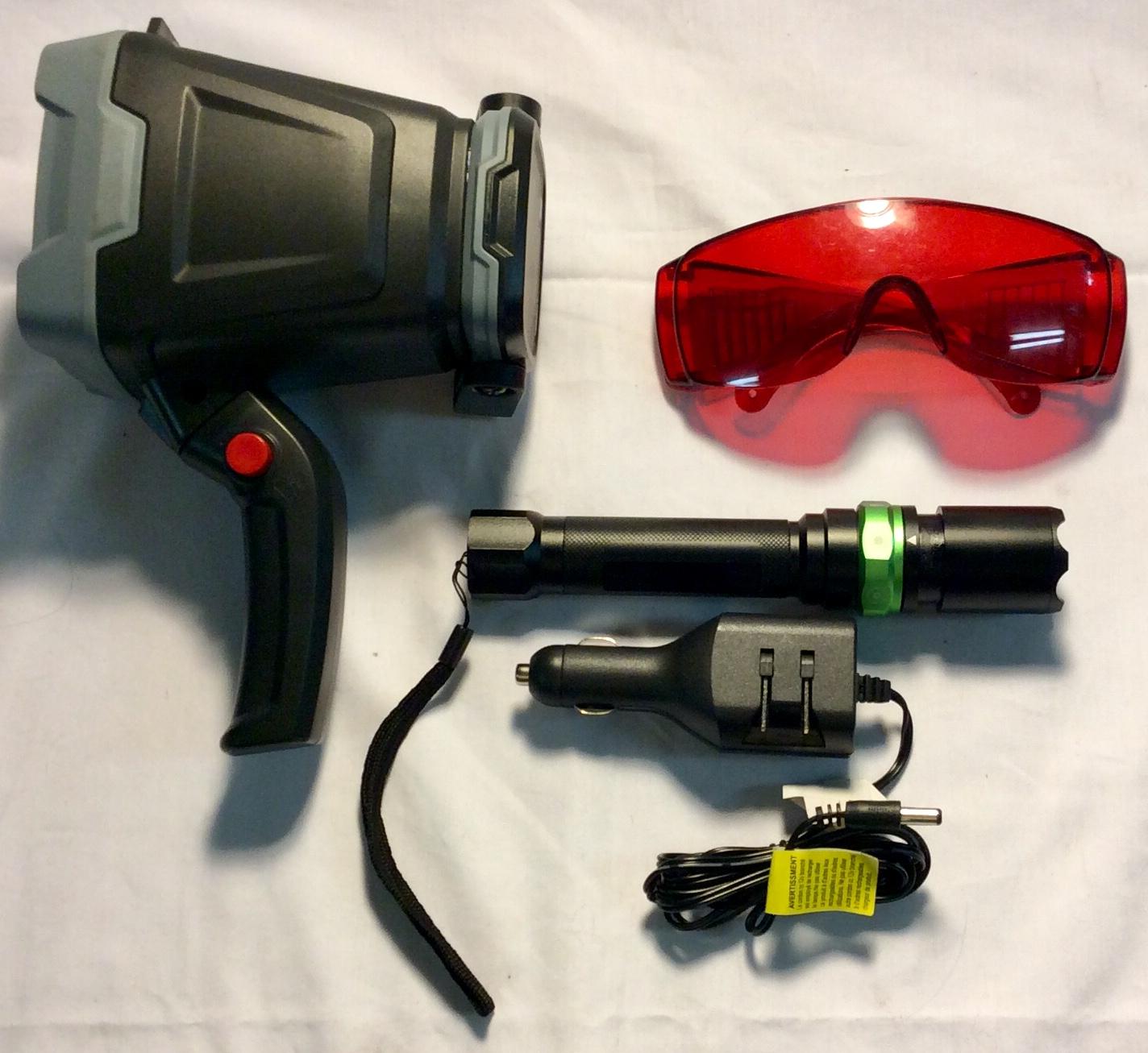 ALS Forensics Light Kit