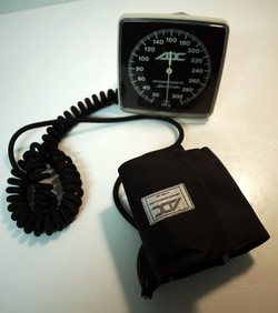 Wall Mount Blood Pressure Band
