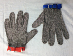 Cut resistant gloves. Medium and large.