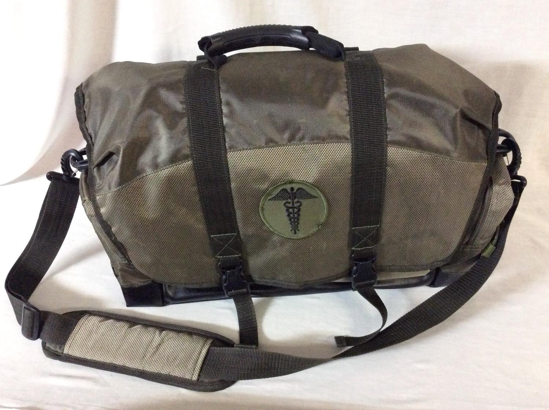 Green Medic Bag