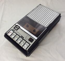 Vintage tape recorder.