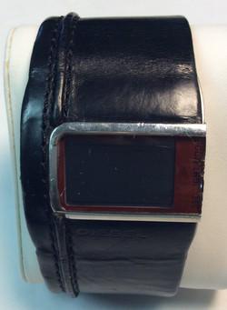 Diesel watch - rectangular digital