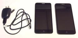 Alcatel Black android smart phone