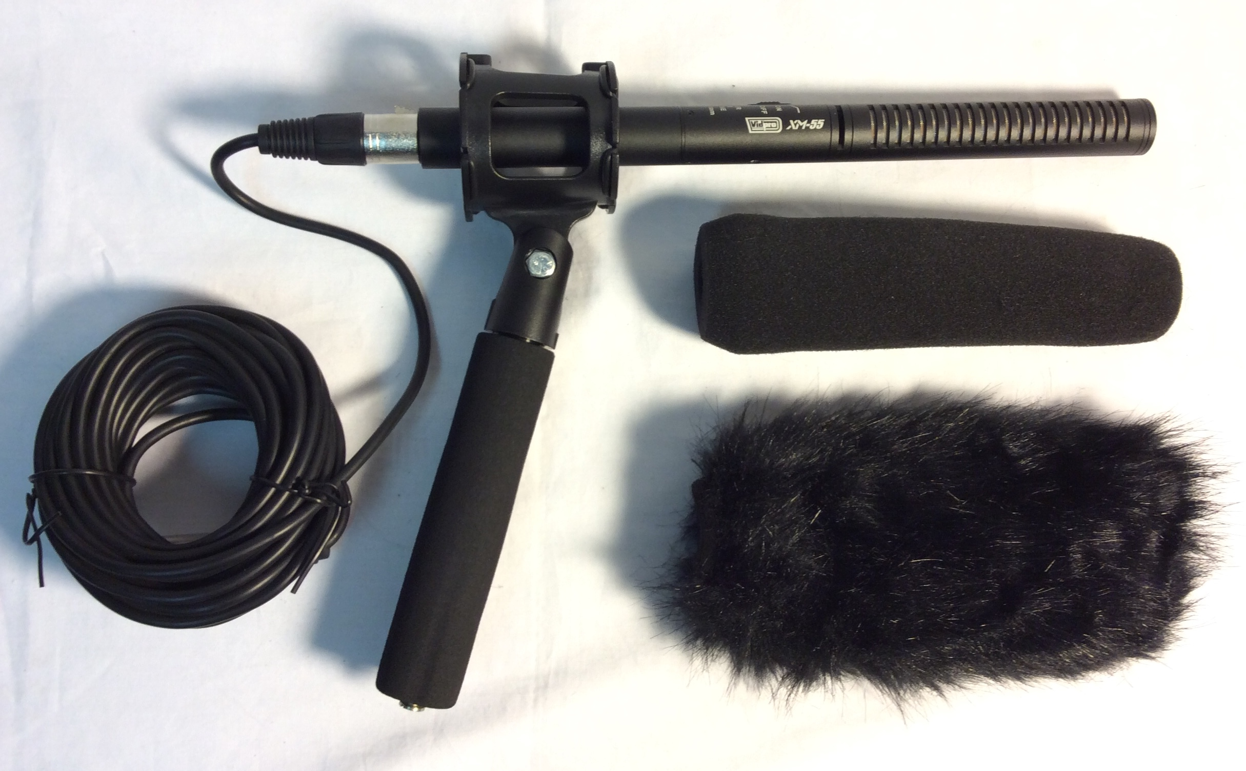 Shotgun Microphone Kit