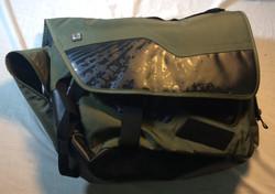 Olive Green Shoulder Bag