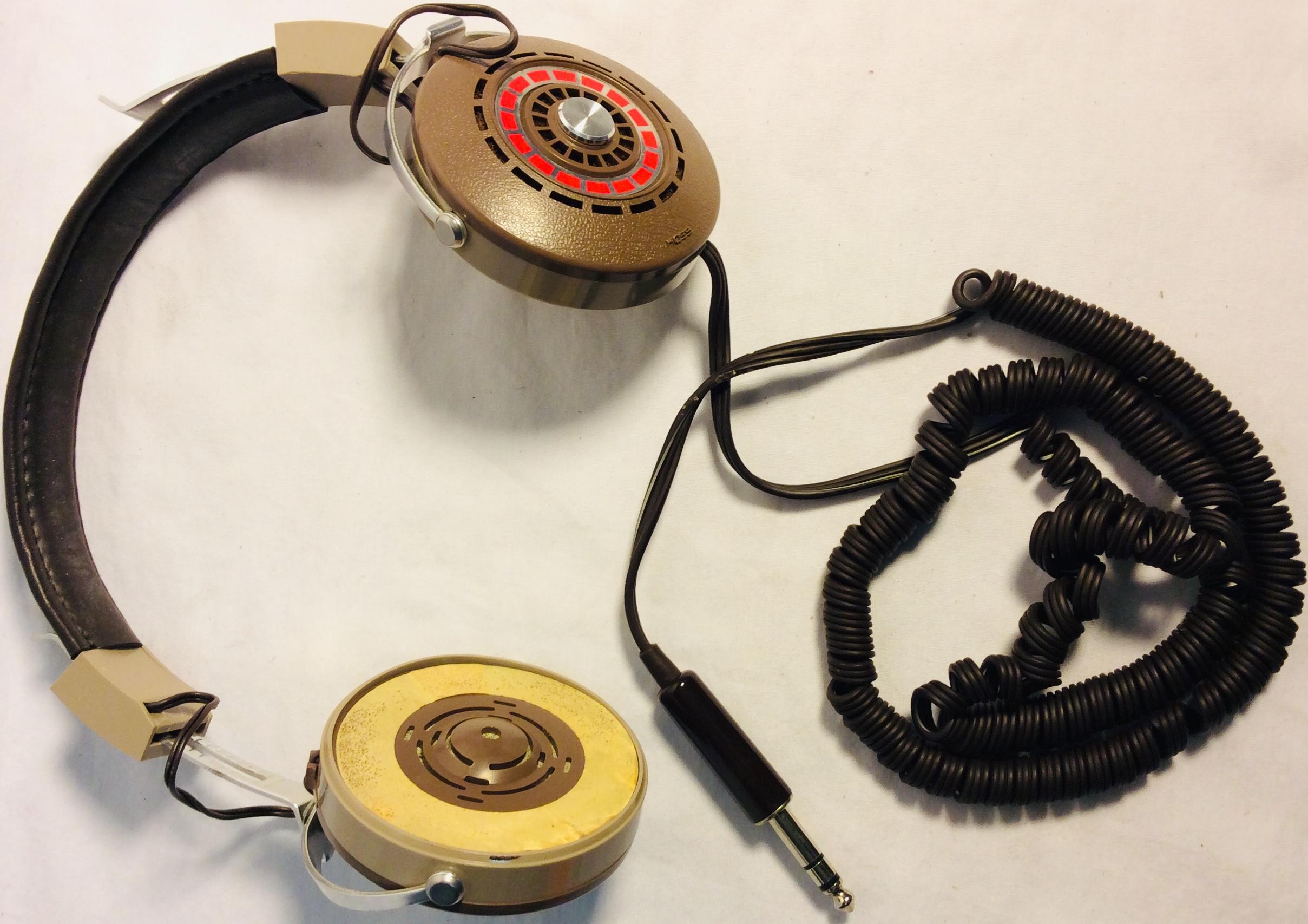 Koss Vintage headphones