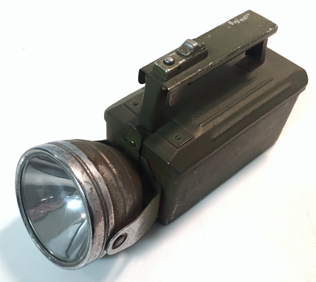 Vintage Flashlight - Film Props