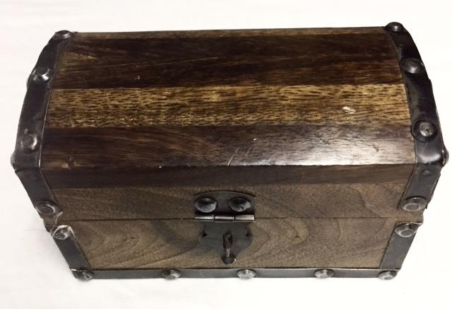 Small Treasure Box