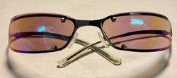 Rainbow lense glasses, ALR