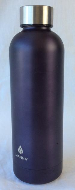 Purple Manna water bottle