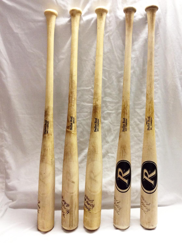 Rubber Baseball Bats