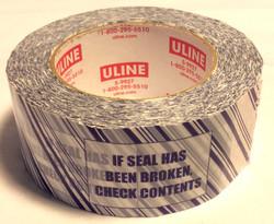 Uline Blue striped