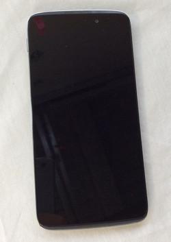 Google Pixel 3 XL. Black back