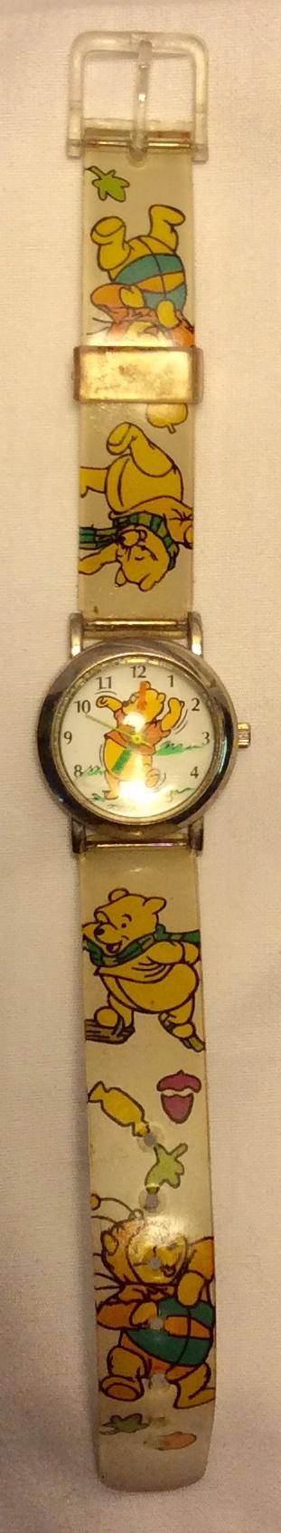 Winnie the Pooh watch