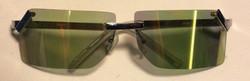 Frameless lenses