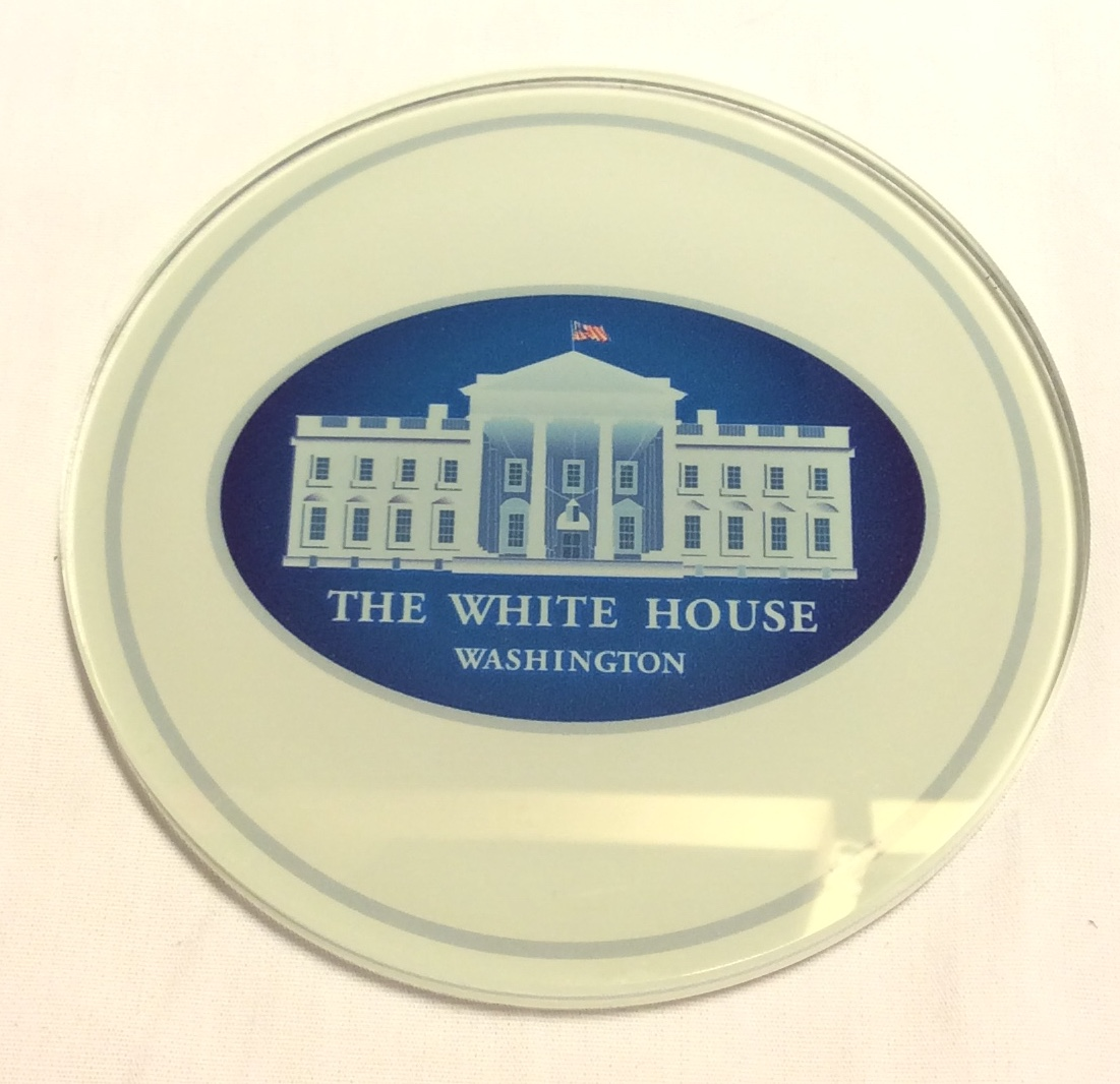 White House Coasters