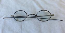 Vintage metal frame glasses. Perscription.